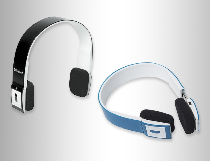 Auricular estéreo con bluetooth