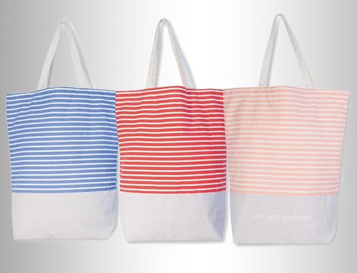 Bolsa de playa algodón